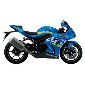 Nye motorcykler på lager