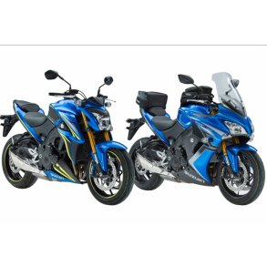 Nye Suzuki motorcykler